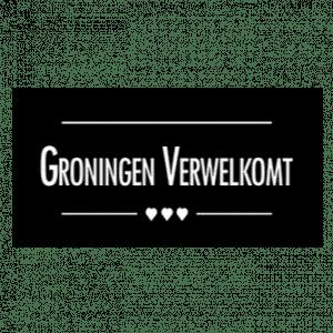 Logo Groningen Verwelkomt