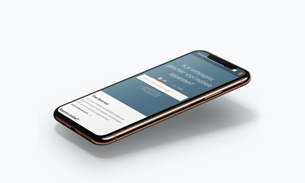 Google mobielvriendelijkheid testen
